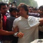imran khan and students
