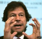 Pakistani Politician Imran Khan Holds London Press Conference